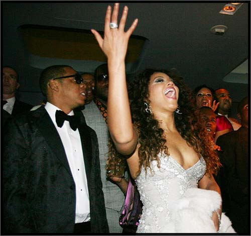 wedding 590 jay is set to splash out beyonce and jay z wedding photosJay Z And Beyonce Wedding Photos 2008